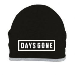 Шапка Days Gone color logo