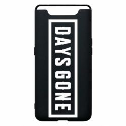 Чехол для Samsung A80 Days Gone color logo