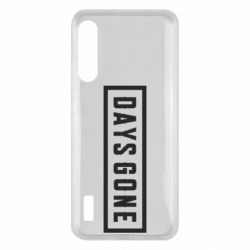Чохол для Xiaomi Mi A3 Days Gone color logo