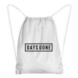 Рюкзак-мешок Days Gone color logo