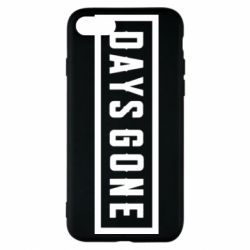 Чохол для iPhone 7 Days Gone color logo