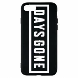 Чохол для iPhone 8 Days Gone color logo