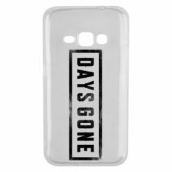 Чохол для Samsung J1 2016 Days Gone Logo