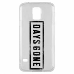 Чохол для Samsung S5 Days Gone Logo