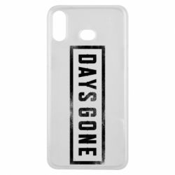 Чохол для Samsung A6s Days Gone Logo