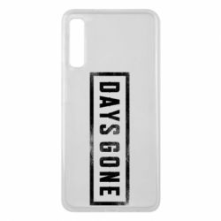 Чохол для Samsung A7 2018 Days Gone Logo