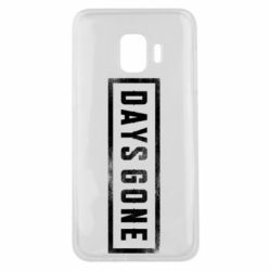 Чохол для Samsung J2 Core Days Gone Logo