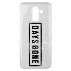 Чохол для Samsung J8 2018 Days Gone Logo