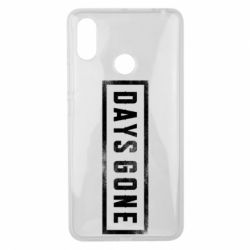 Чохол для Xiaomi Mi Max 3 Days Gone Logo