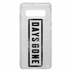 Чохол для Samsung S10+ Days Gone Logo
