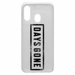 Чохол для Samsung A40 Days Gone Logo