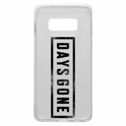 Чохол для Samsung S10e Days Gone Logo