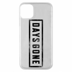 Чохол для iPhone 11 Pro Days Gone Logo