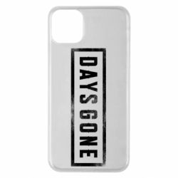 Чохол для iPhone 11 Pro Max Days Gone Logo