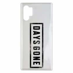 Чохол для Samsung Note 10 Plus Days Gone Logo