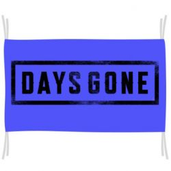Прапор Days Gone Logo