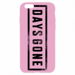 Чохол для iPhone 6 Plus/6S Plus Days Gone Logo