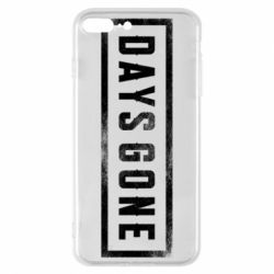 Чохол для iPhone 7 Plus Days Gone Logo