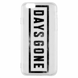Чохол для iPhone 6/6S Days Gone Logo