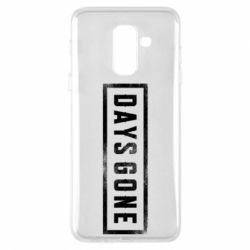 Чохол для Samsung A6+ 2018 Days Gone Logo