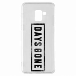 Чохол для Samsung A8+ 2018 Days Gone Logo