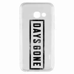 Чохол для Samsung A3 2017 Days Gone Logo