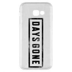 Чохол для Samsung A5 2017 Days Gone Logo
