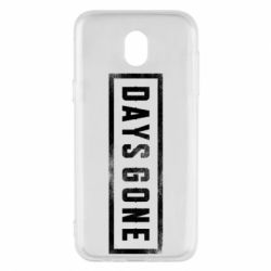 Чохол для Samsung J5 2017 Days Gone Logo