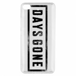 Чохол для Xiaomi Mi 5s Days Gone Logo
