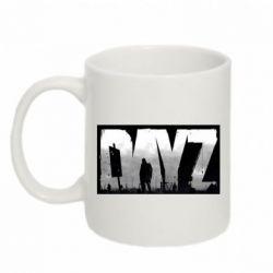 Кружка 320ml Dayz logo