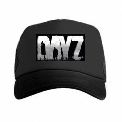 Кепка-тракер Dayz logo - FatLine