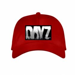 Детская кепка Dayz logo - FatLine