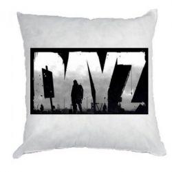 Подушка Dayz logo - FatLine