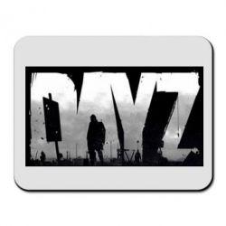 Коврик для мыши Dayz logo