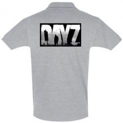 Футболка Поло Dayz logo - FatLine