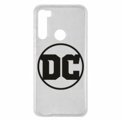 Чохол для Xiaomi Redmi Note 8 DC Comics 2016