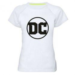 Жіноча спортивна футболка DC Comics 2016