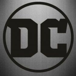 Наклейка DC Comics 2016