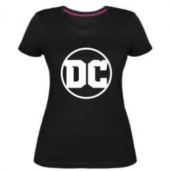 Жіноча стрейчева футболка DC Comics 2016