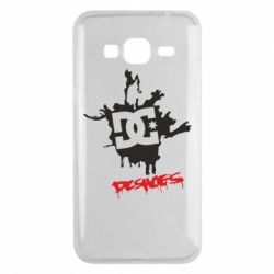 Чохол для Samsung J3 2016 DC Shoes