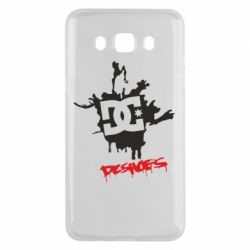 Чохол для Samsung J5 2016 DC Shoes