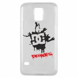 Чохол для Samsung S5 DC Shoes