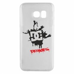 Чохол для Samsung S6 EDGE DC Shoes