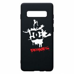 Чохол для Samsung S10+ DC Shoes