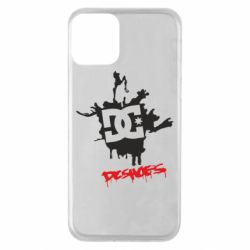 Чохол для iPhone 11 DC Shoes