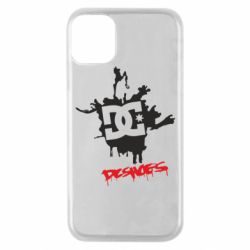 Чохол для iPhone 11 Pro DC Shoes