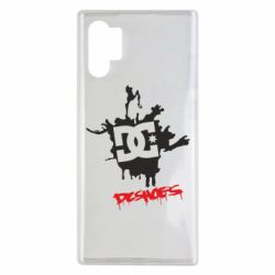 Чохол для Samsung Note 10 Plus DC Shoes