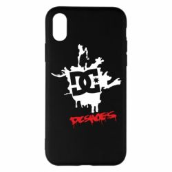 Чохол для iPhone X/Xs DC Shoes
