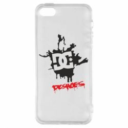 Чохол для iphone 5/5S/SE DC Shoes