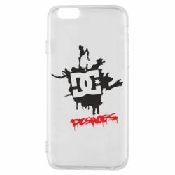 Чохол для iPhone 6/6S DC Shoes